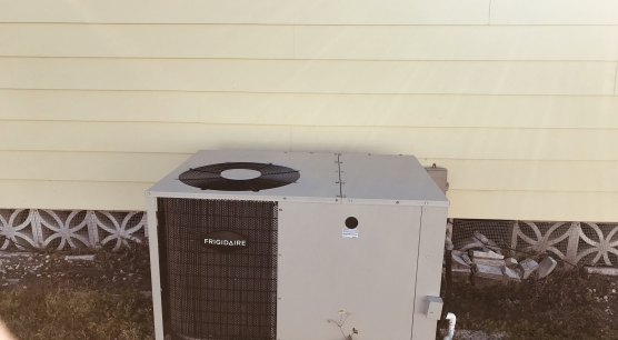 Air conditioner is about 5 years old