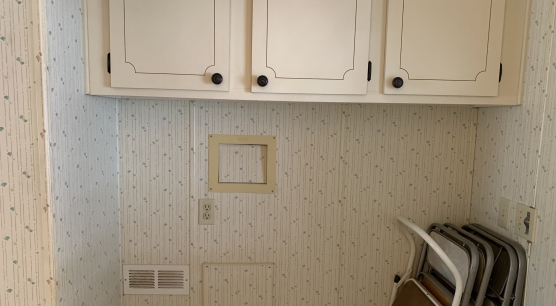 HALL (PLUMBED FOR WASHER/DRYER)