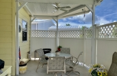 COVERED PATIO AREA