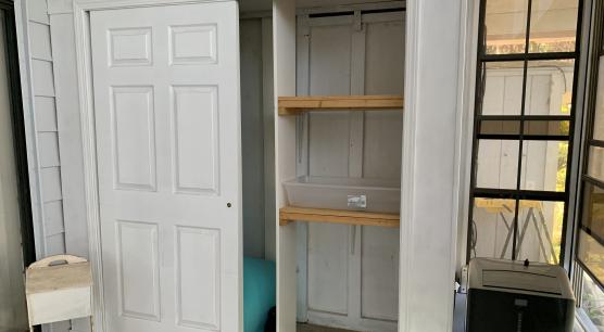 Lanai Closet